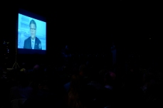 Sen. Franken Address